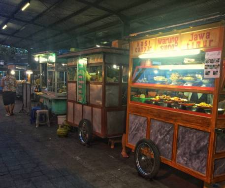 Bali Sanur pasar