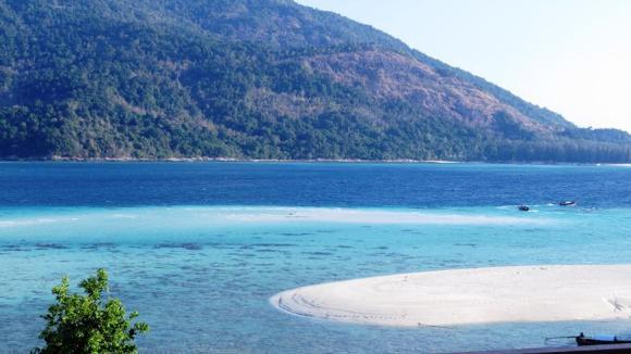 thailandia koh lipe Sunrise Beach