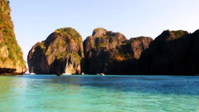 Thailandia maya beach