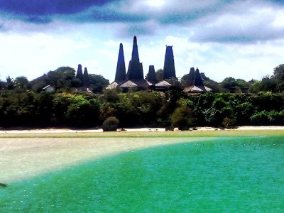 Sumba Ratenggaro vista