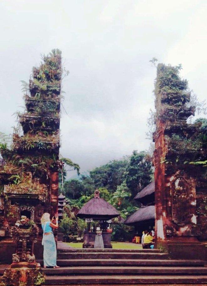 Batukaru il tempio di montagna
