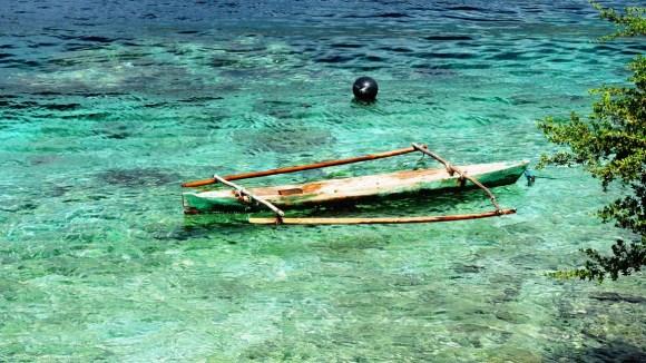 Molucche barchetta