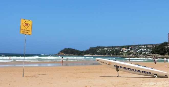 Australia manly beach