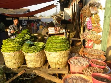 myanmar villaggio