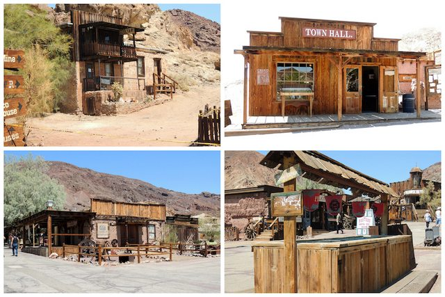 West Coast: Calico Ghost Town
