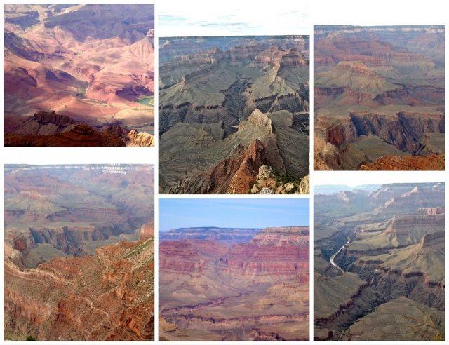 West Coast: Grand Canyon Hermist Rest Route