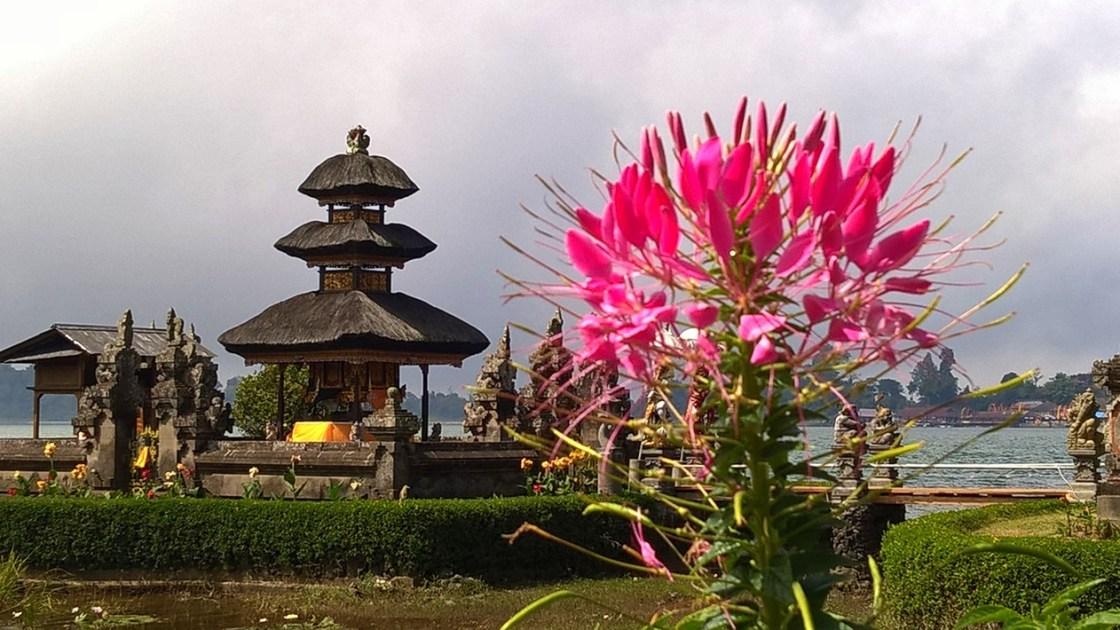 I templi di Bali Danau bratan