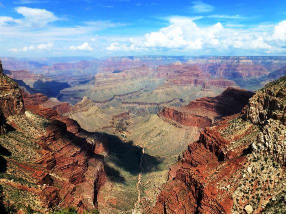 USA Grand Canyon view