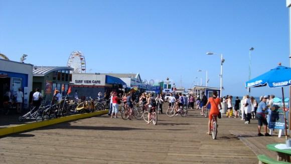 Le città della West Coast Los Angeles: Santa Monica