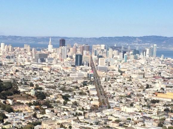 San Francisco: Twin Peaks