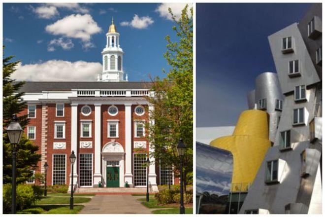 Nord Est Harvard - M.I.T