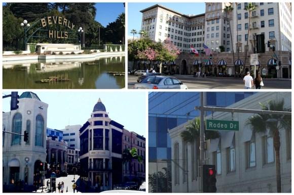 Le città della West Coast Beverly Hills