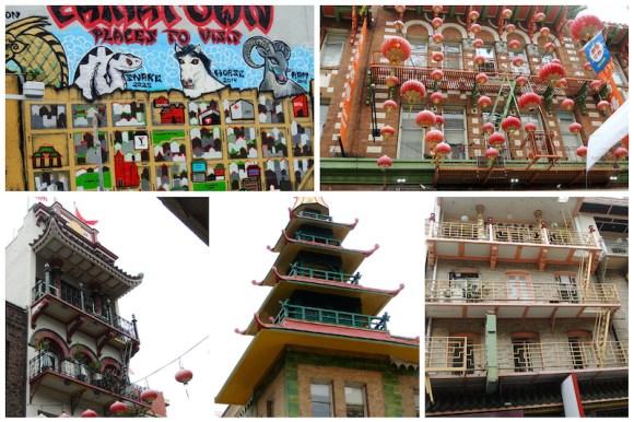Le città della West Coast San Francisco: Chinatown