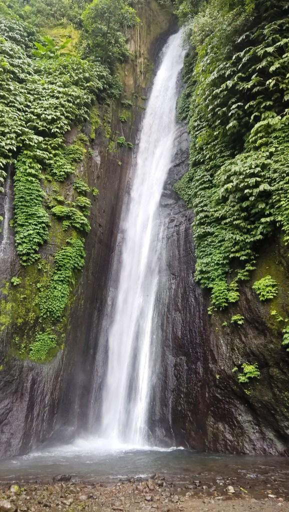 cascata a Bali