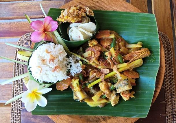 cosa fare a Bali corso di cucina