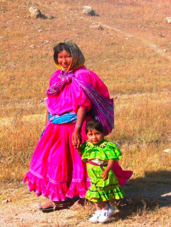 donna tarahumara