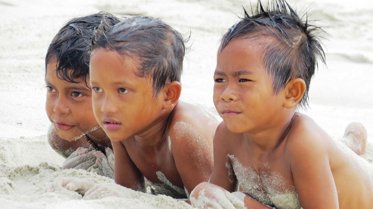 indonesia in viaggio con bambini