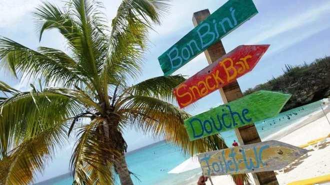 isola di curacao cartelli