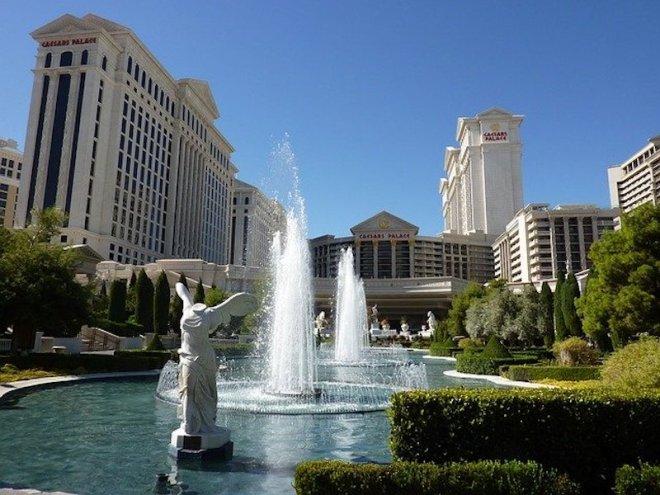 Las Vegas: Caesar Palace