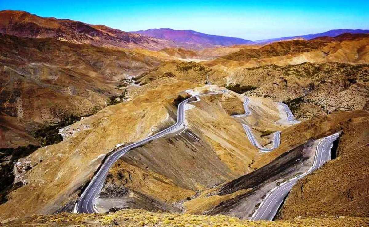 Marocco la via del deserto