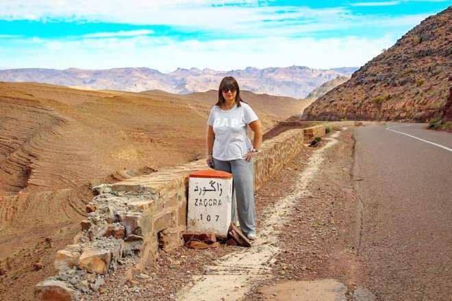 Marocco la strada per Zagora