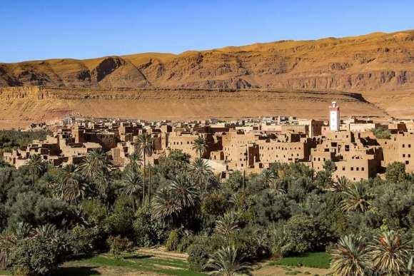 villaggi berberi