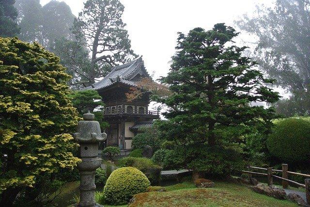 Le città della West Coast San Francisco: Japanese Tea Garden