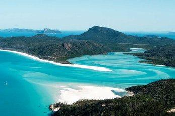 Queensland beach view