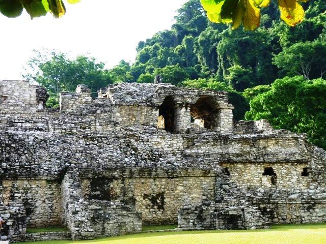 Dal Messico al Guatemala Palenque