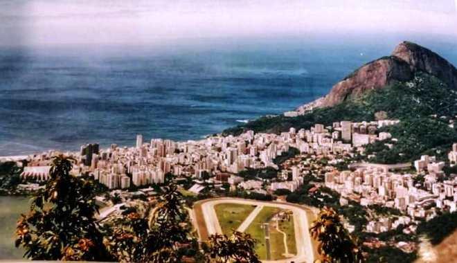 Brasile panorama su Rio