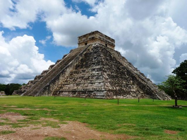 Guatemala e Messico Chichen Itza