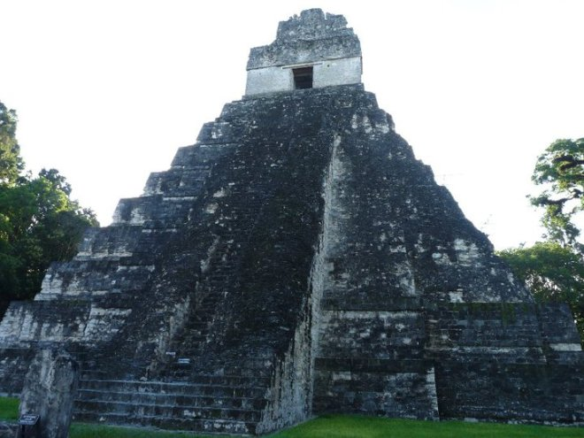 Guatemala e Messico Tikal