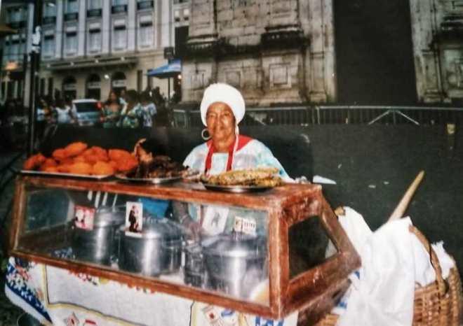 venditrice di acaraje