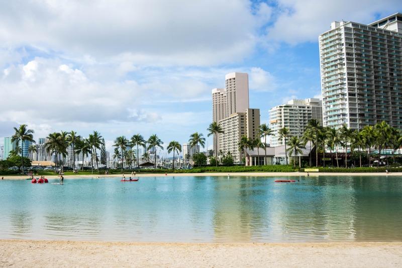 Oahu: Waikiki Beach