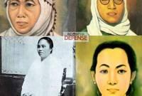 Gambar Pahlawan Sebelum Kemerdekaan