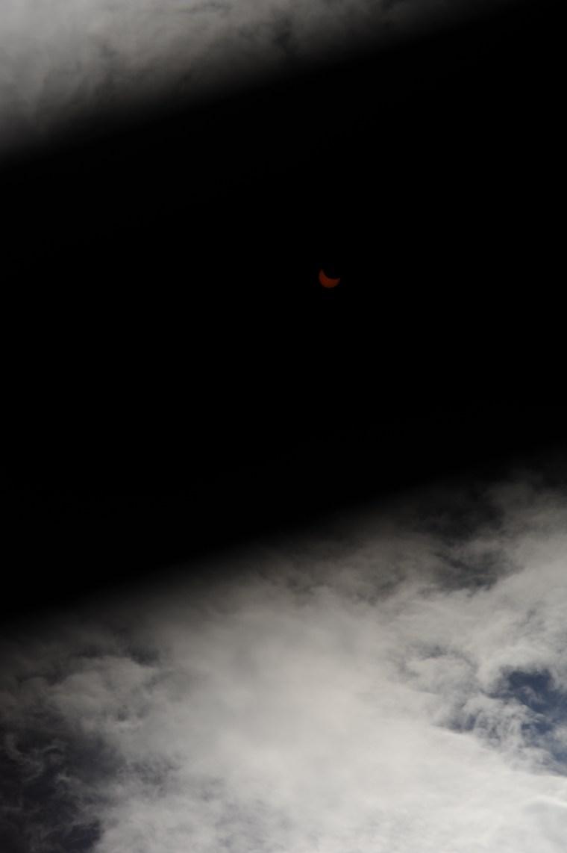 Crescent Over Plun Island