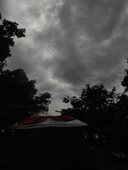 Clouds Over Plun Island