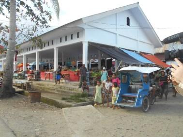 Market in Buli