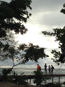 Morning of Eclipse - Plun Island