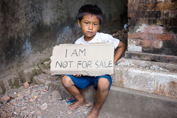 Children Are Not For Sale