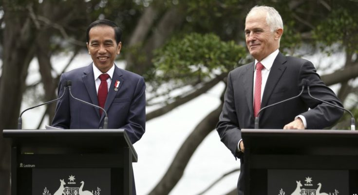Image result for Jokowi wants Australia in ASEAN