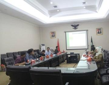 Audiensi bersama Dinas Kesehatan Provinsi Banten, Biro Kesejahteraan Rakyat dan Biro Sosial Provinsi Banten 2