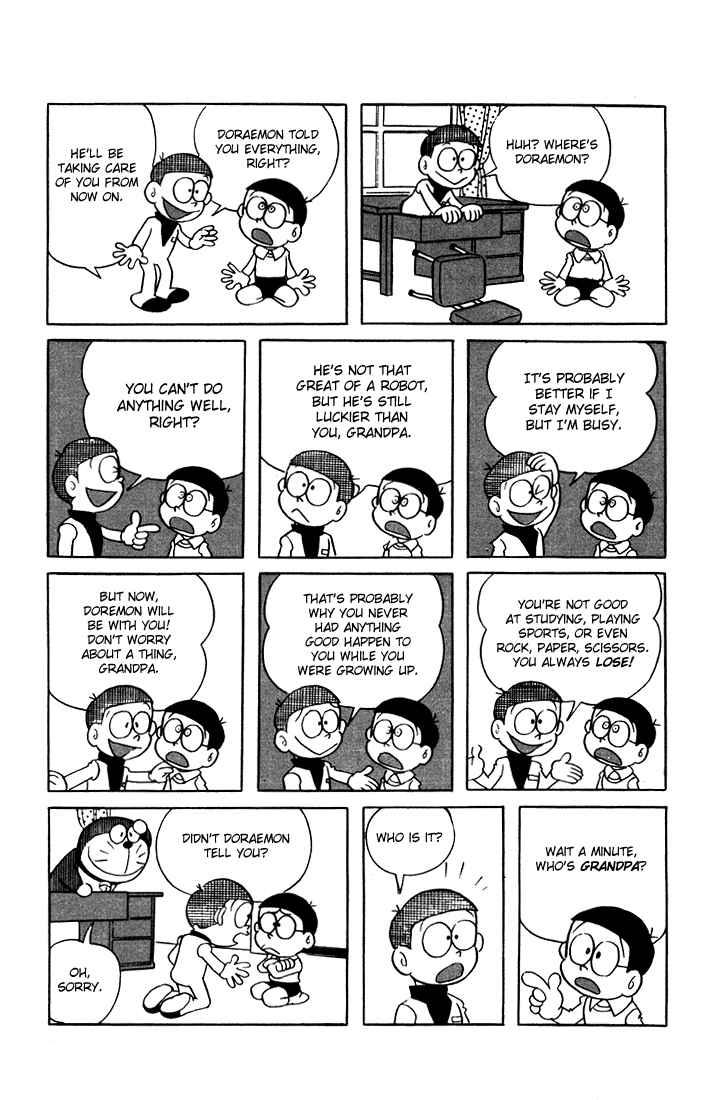 Doraemon Comic Scan