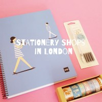 Favourite Stationery Shops - London