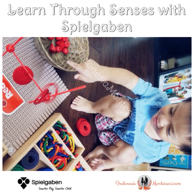learn through senses with spielgaben