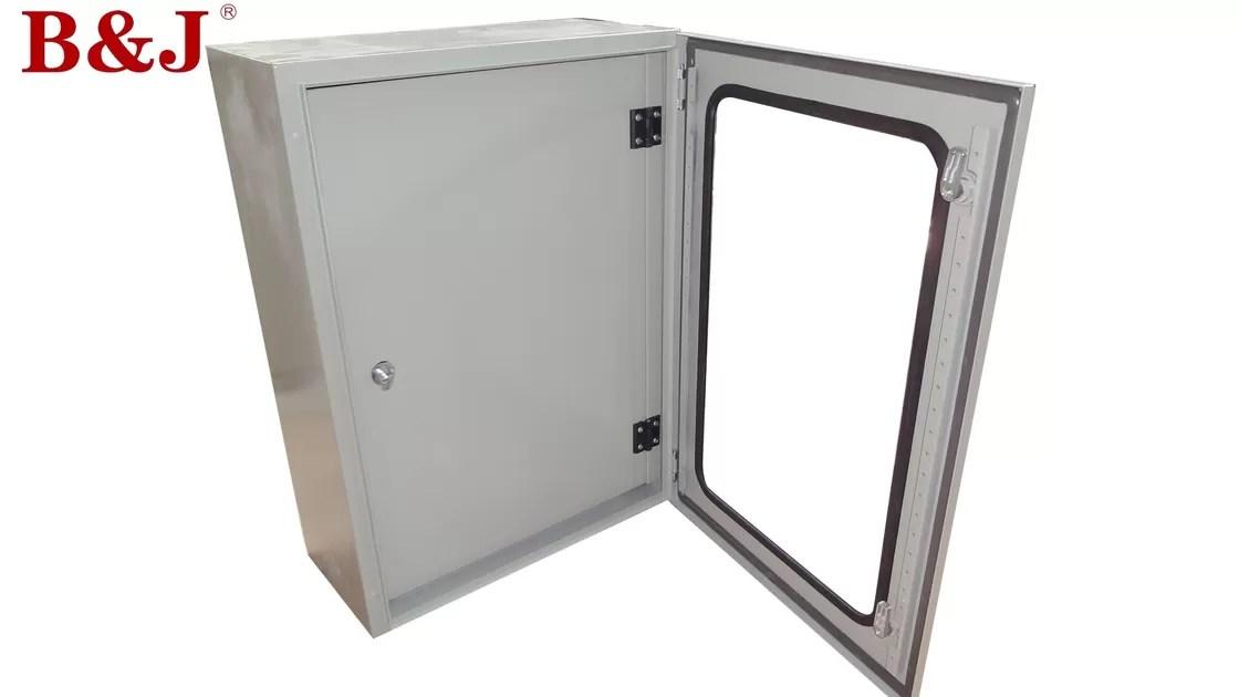 baja ringan kotak enklosur listrik ip66 wall mount metal enclosure