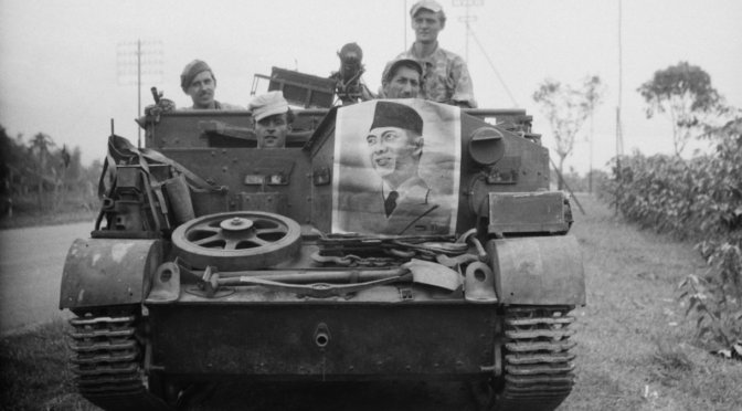 Event: Independence, Decolonization, Violence and War in Indonesia, 1945-1950