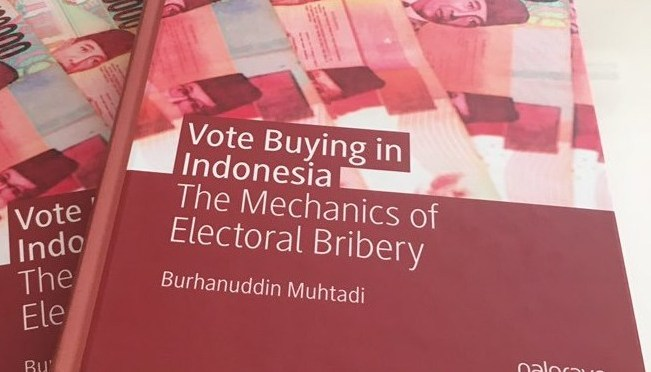 New Book: Vote Buying in Indonesia