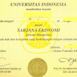 Indonesian Translation Serivce University Diploma Ijazah Sarjana