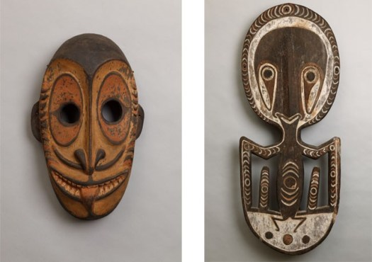Papua arts and crafts